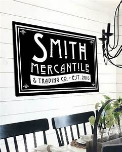 best 25 modern cottage decor ideas on pinterest modern With best brand of paint for kitchen cabinets with custom last name wall art