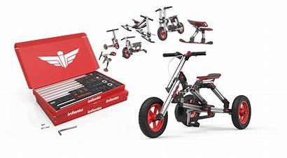 Infento Rides Lego Fun Infentorides Cool Toy