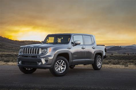 jeep renegade based mini gladiator     fetched  days carscoops