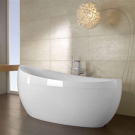 villeroy boch aveo freestanding bath bathrooms direct