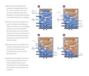 Was Tun Gegen Feuchte Wände by Kalkputz Gegen Feuchtigkeit Bauhandwerk