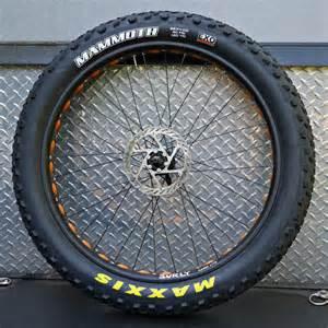 Mammoth Fat Tire Bike