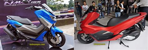 Nmax 2018 Pcx 2018 by Nmax 155 2018 Vs Pcx 150 2018 Kobayogas Your