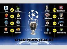 Octavos Champions League 20152016 Calendario Liga