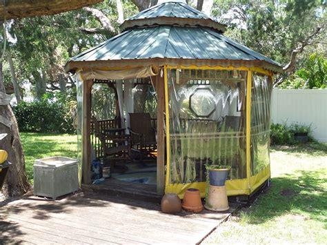 enclosure testimonials gazebo couldn irma hurt hurricane heat even florida than years