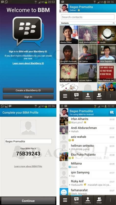 messenger for blackberry 10 apk apktodownload