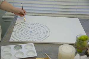 Diy large wall art ideas corner circle home decorating