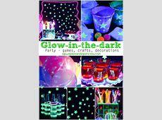 Glowinthedark Party A Pumpkin And A Princess