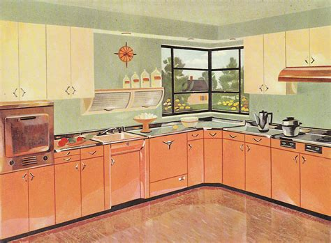 orange kitchen cabinet 13 pages of youngstown metal kitchen cabinets retro 1215