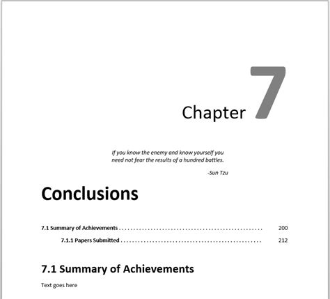 transportation research part e latex template chapter cover page templates table of contents koma script