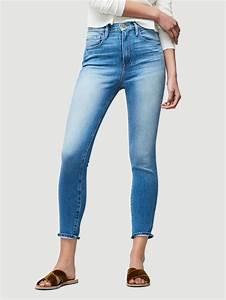 Ali High Rise Cigarette Jeans u2013 FRAME