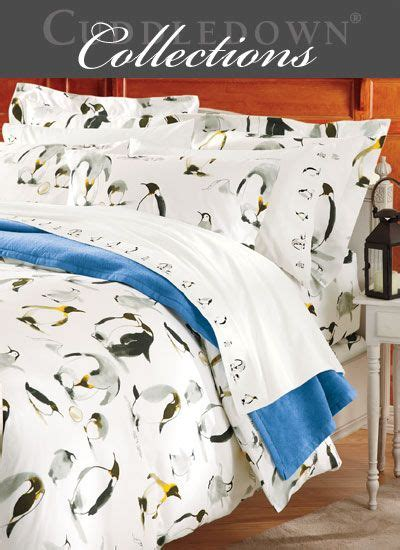 Kiren Pinguin Set kohls penguin bedding set of contemporary and