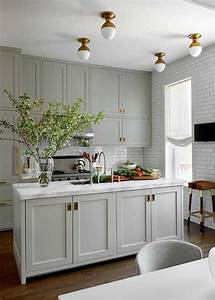 25 best gray kitchen cabinet ideas and designs 856