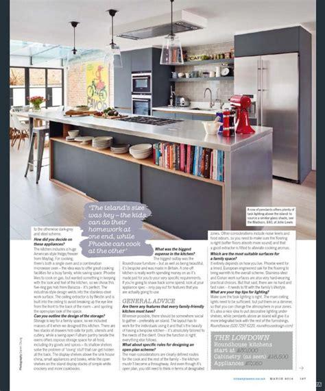 Living Etc Kitchen Designs by Family Kitchen In Living Etc Magazine Kitchen