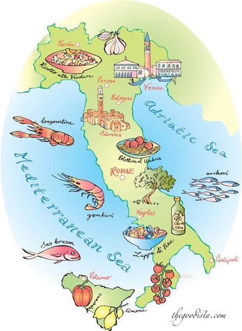 cuisine by region foodie must guide the goodista