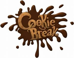 Logo Commission Cookie Break By CyberneticCupcake On