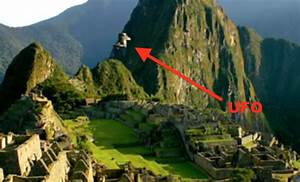 UFO SIGHTINGS DAILY: UFO Hovers over Ancient Ruins of Machu Picchu, Peru taken by Tourist, Feb