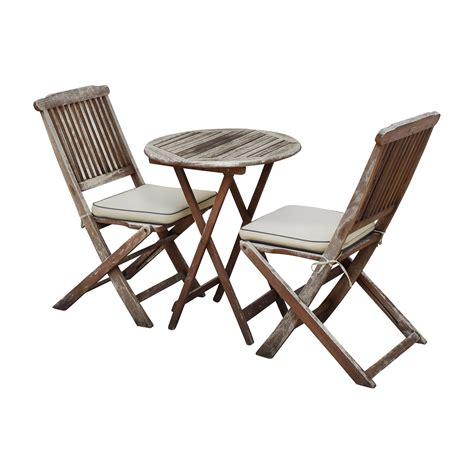 Outdoor Patio Table And Chairs by 65 Outdoor Interiors Outdoor Interiors Rustic Patio