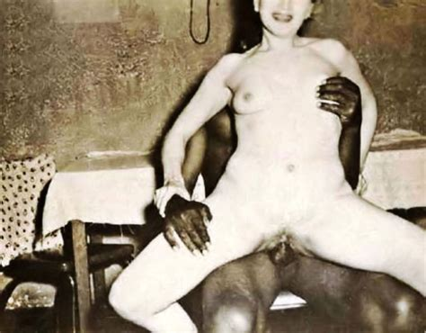 006 In Gallery Vintage Interracial Sex 1940s Picture