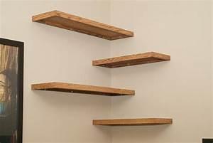 Corner Zig Zag Wall Shelf Diy Home Design Ideas ~ loversiq