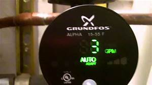 Circulateur Grundfos Alpha 2 : grundfos alpha youtube ~ Edinachiropracticcenter.com Idées de Décoration