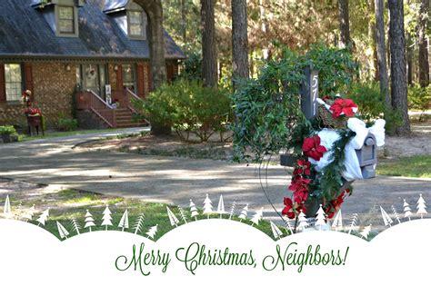 merry christmas neighbors card sweet inspirations by jp designs merry christmas neighbors