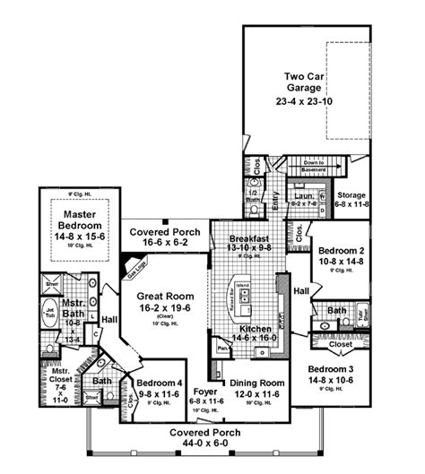 floor plans rear garage 301 moved permanently