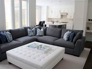 Sectional gray sofa gray sectional couch you ll love for Gray sectional sofa wayfair