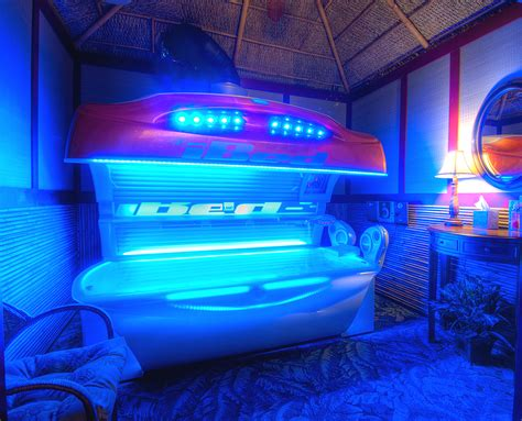 sunboard tanning bed hometown nfl to host studded grand opening