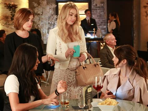 The Pretty Little Liars Jump Five Years Forward With A
