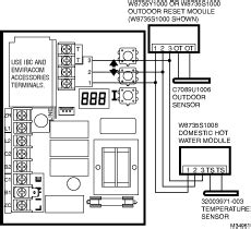 Wiring The Outdoor Reset Module Domestic