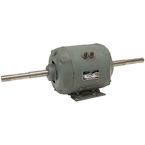 Electric Motor Shaft by 1 Hp 12 Vdc 1750 Rpm Motor Dual Shaft Dc Motors Base