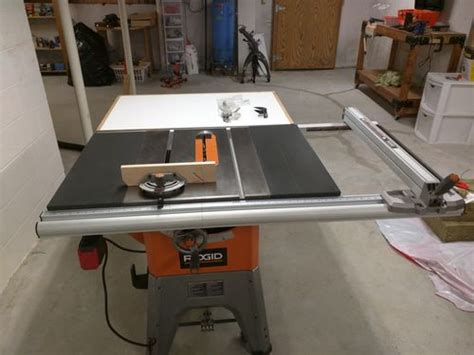 ridgid 10 quot cast iron saw for sale on craigslist by