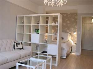 20 Qm Wohnung Einrichten : einzimmerwohnung einrichten tolle und praktische ~ Lizthompson.info Haus und Dekorationen