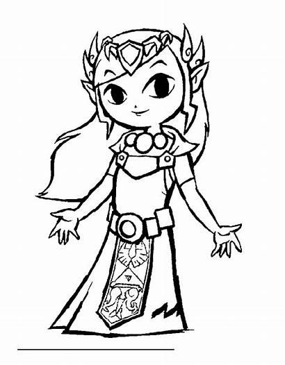 Zelda Coloriage Splatoon Dessin Imprimer Coloring Jeux