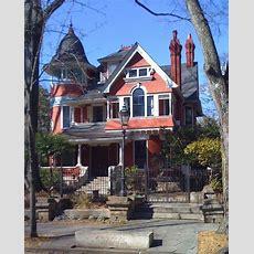 Victorian Houses In Inman Park Atlanta  Victorian
