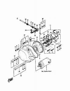 Kawasaki Js550-a5 Parts List And Diagram
