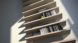 Libreria a mensole Movida by Caccaro