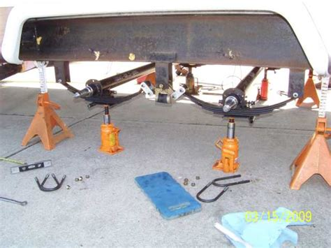 Boat Trailer Jack Placement by Adding Shock Absorbers Sunline Sr Model Sunline Coach