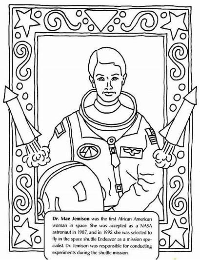 Coloring Month History Pages Printable Preschool Mae