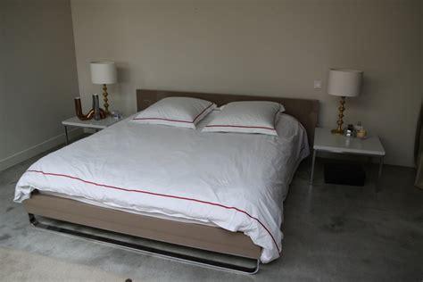 chambre grise et deco chambre gris et beige