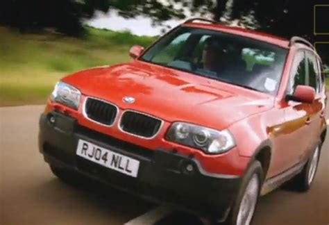 Bmw X3 Car Review  Top Gear  Bbc Youtube