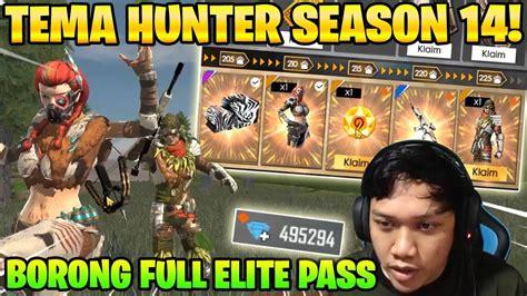 bagus gak borong full elite pass season  primal hunter