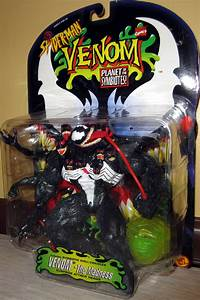 Venom Madness Spider-Man Planet Symbiotes action figure