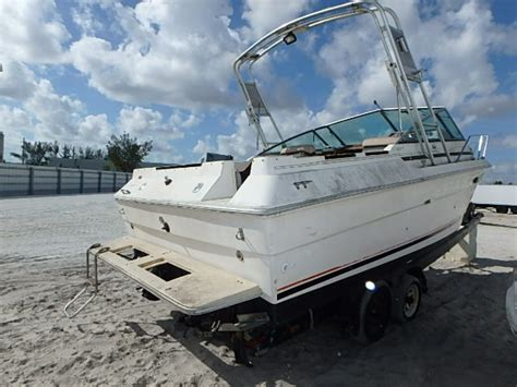 Boat Auctions In Florida by 1985 Boat With Trailer Auction Miami Fl Free Boat