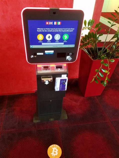 Reported by provider just now: Bitcoin ATM in Basel - Grand Casino Basel