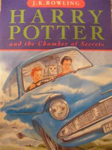 Harry Potter And The Chamber Of Secrets Thebookgirl