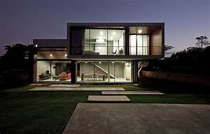 Contemporary W House Designed by IDIN Architects ...