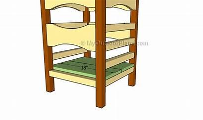 Tower Learning Plans Slats Fitting Bottom Myoutdoorplans