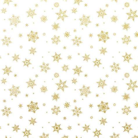 Background Gold Snowflake Seamless Wallpaper by Gold Snowflakes Seamless Pattern With White Backgrounds